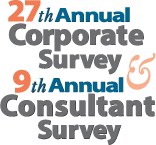 27th Annual Survey of Corporate Executives and 9th Annual Survey of Consultants