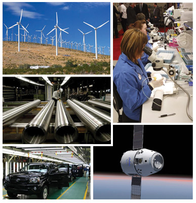 Texas Today 2013: Key Economic Drivers Attracting Business to Texas